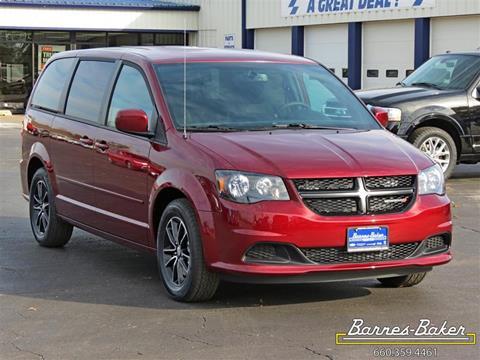 2017 Dodge Grand Caravan for sale in Trenton, MO