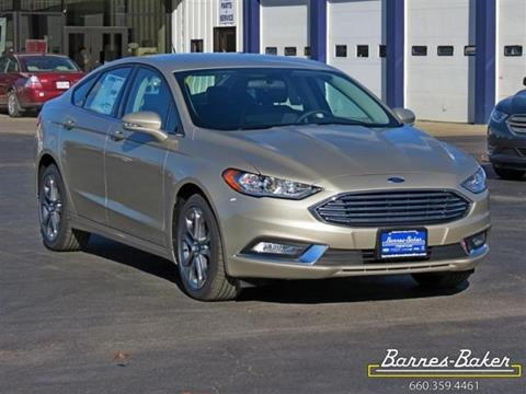 2017 Ford Fusion for sale in Trenton, MO