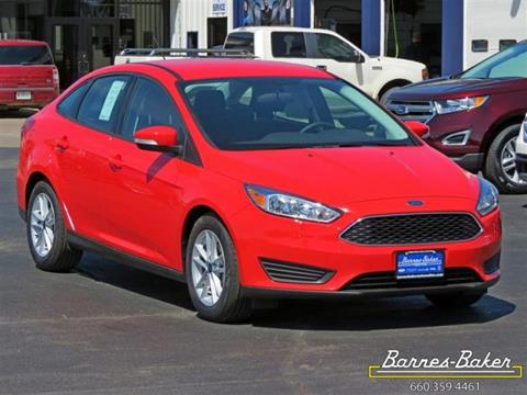 2017 Ford Focus for sale in Trenton, MO