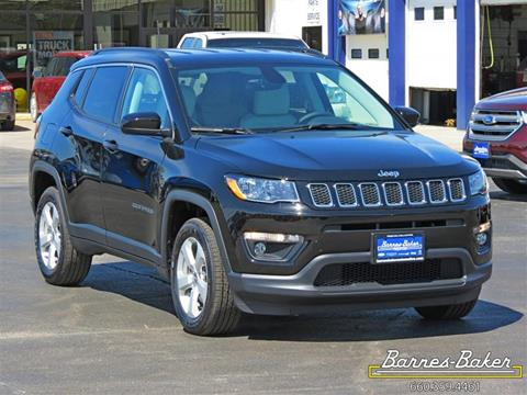 2017 Jeep Compass for sale in Trenton, MO