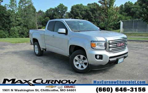 2018 GMC Canyon for sale in Chillicothe, MO