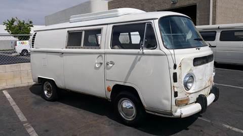 1968 Volkswagen Bus for sale in Costa Mesa, CA