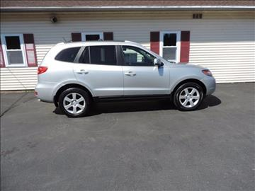 2007 Hyundai Santa Fe for sale in Chichester, NH