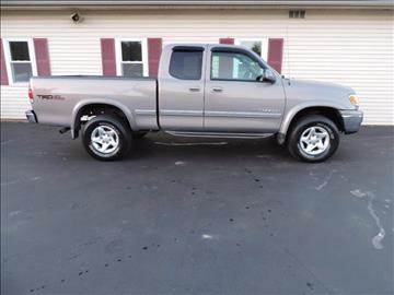 2001 Toyota Tundra for sale in Chichester, NH