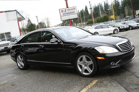 2007 Mercedes-Benz S-Class for sale in Lynnwood, WA