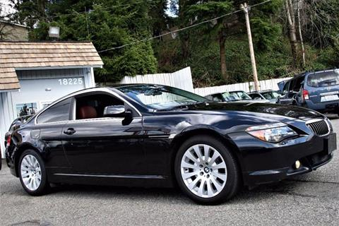 2004 BMW 6 Series for sale in Lynnwood, WA