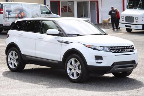 2013 Land Rover Range Rover Evoque for sale in Lynnwood, WA