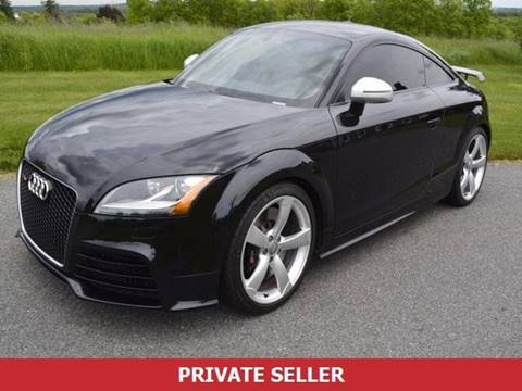2012 Audi TT For Sale In Los Angeles, CA