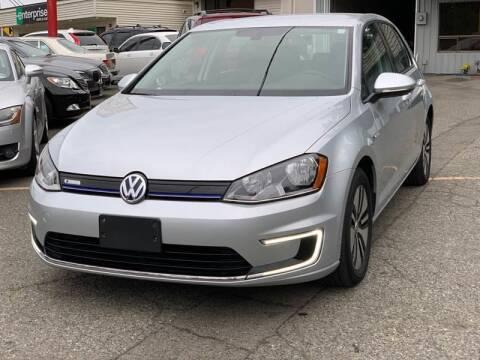 2016 Volkswagen e-Golf for sale in Lynnwood, WA