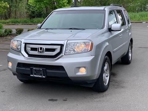 2010 Honda Pilot for sale in Lynnwood, WA