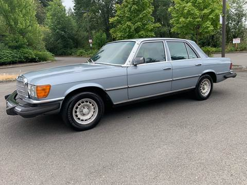 1980 Mercedes-Benz 300-Class for sale in Lynnwood, WA