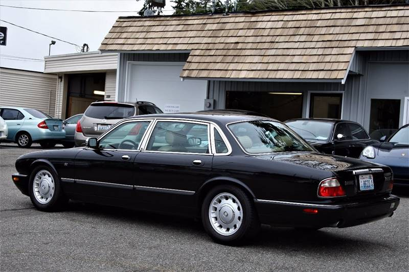 1998 jaguar xj-series vanden plas 4dr sedan in lynnwood wa - car