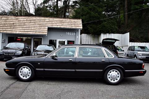1998 Jaguar XJ-Series for sale at CAR MASTER PROS AUTO SALES in Lynnwood WA