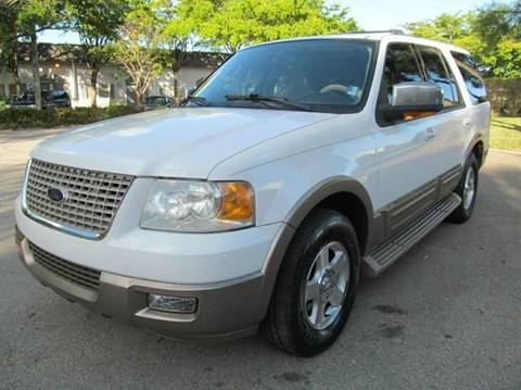 2004 Ford Expedition for sale in Lauderdale Lakes, FL