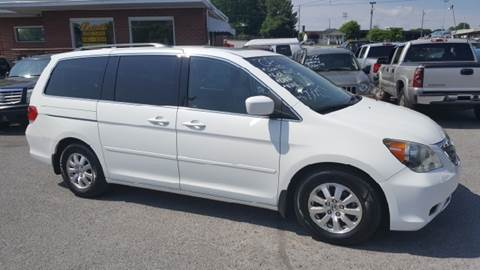 2008 Honda Odyssey for sale at Lewis Used Cars in Elizabethton TN