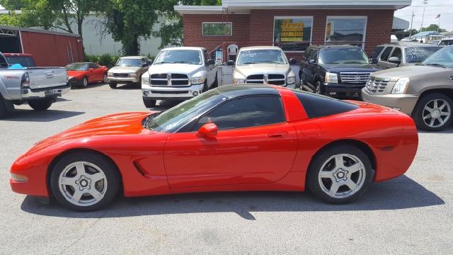 1998 Chevrolet Corvette for sale at Lewis Used Cars in Elizabethton TN