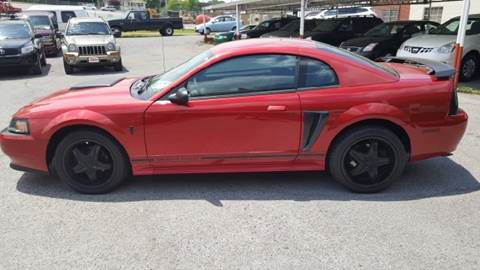 2001 Ford Mustang for sale at Lewis Used Cars in Elizabethton TN