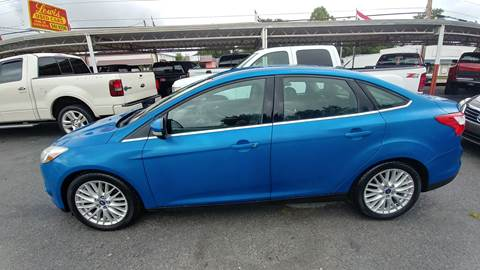 2012 Ford Focus for sale at Lewis Used Cars in Elizabethton TN
