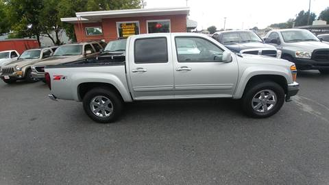 2012 Chevrolet Colorado for sale at Lewis Used Cars in Elizabethton TN