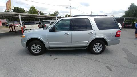 2010 Ford Expedition for sale at Lewis Used Cars in Elizabethton TN