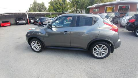 2011 Nissan JUKE for sale at Lewis Used Cars in Elizabethton TN