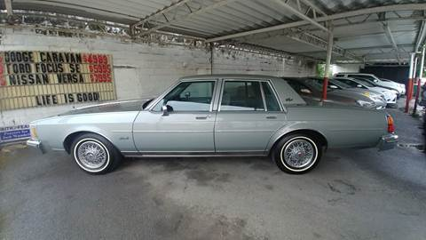 1984 Oldsmobile Delta Eighty-Eight Royale for sale in Elizabethton, TN
