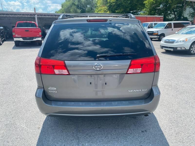 2005 Toyota Sienna XLE 7-Passenger 4dr Mini-Van - Elizabethton TN