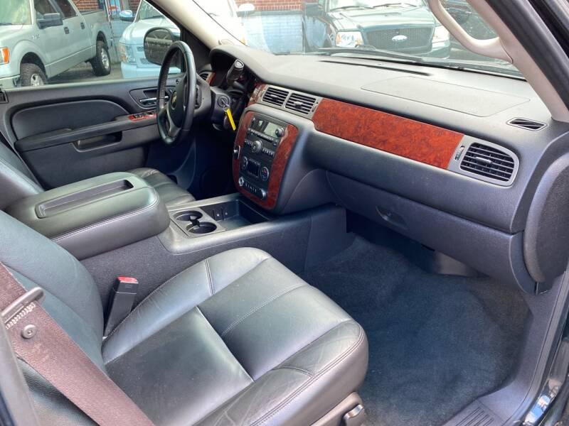 2012 Chevrolet Suburban 4x4 LT 1500 4dr SUV - Elizabethton TN