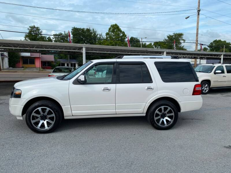 2012 Ford Expedition 4x4 Limited 4dr SUV - Elizabethton TN
