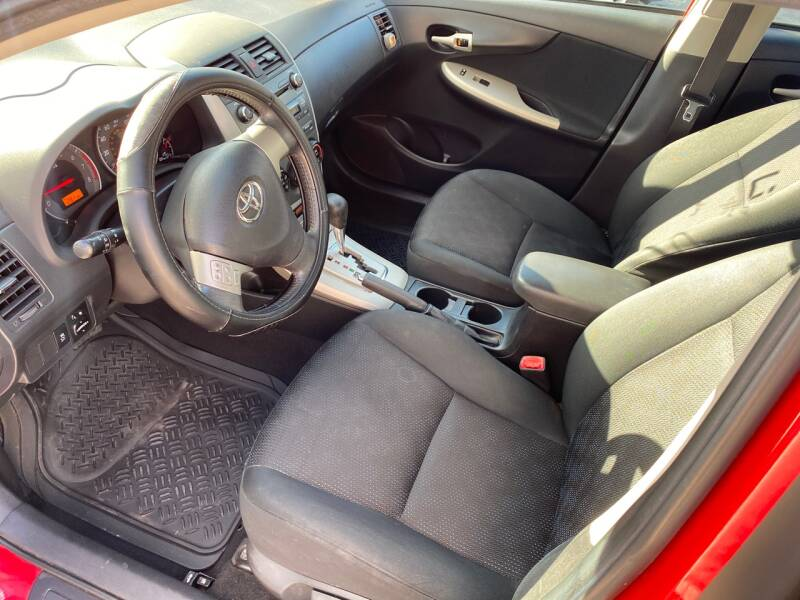 2010 Toyota Corolla S 4dr Sedan 4A - Elizabethton TN
