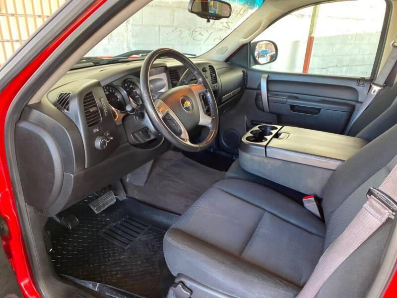 2013 Chevrolet Silverado 1500 4x4 LT 4dr Crew Cab 5.8 ft. SB - Elizabethton TN