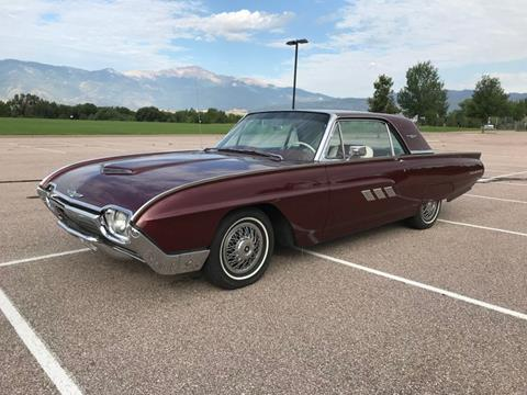 1963 Ford Thunderbird For Sale In Colorado Springs Co