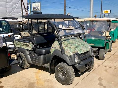 2007 Kawasaki Mule for sale in Fort Worth, TX