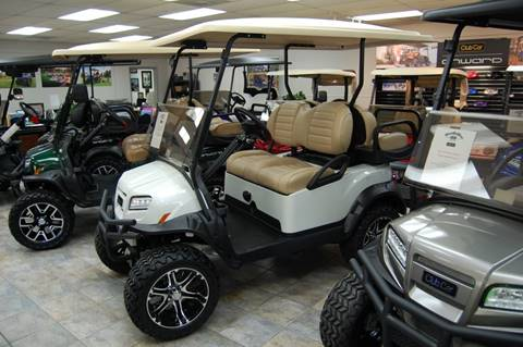 Club Car Golf Carts Salvage Autos For Sale Fort Worth METRO