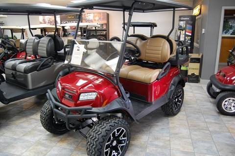 2019 Club Car Onward Lifted 4P 48V for sale in Fort Worth, TX
