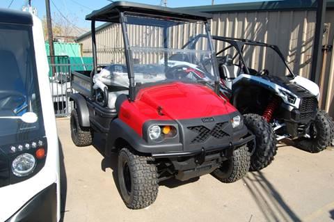 2020 Club Car XRT 1550 Gas 4x4 for sale in Fort Worth, TX