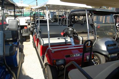 2020 Club Car Villager 6 Gas for sale in Fort Worth, TX