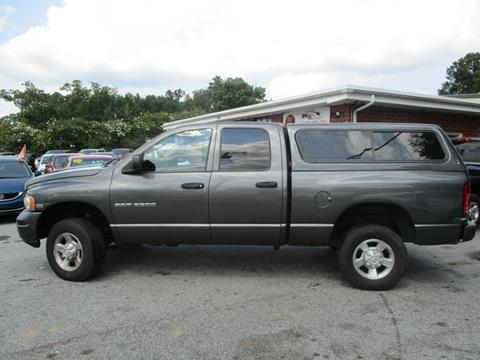 2003 Dodge Ram Pickup 2500 for sale in Salisbury, NC