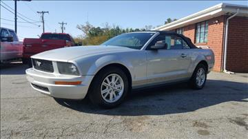 2005 Ford Mustang for sale in Salisbury, NC