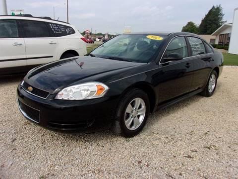 2012 Chevrolet Impala for sale in Sturgis, MI