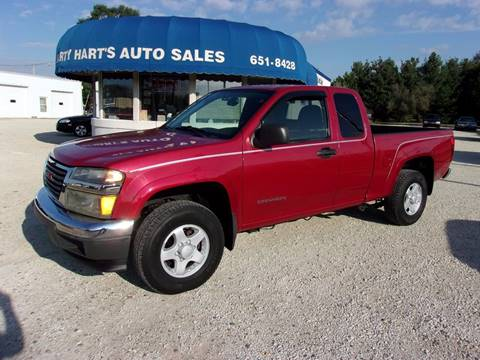 2005 GMC Canyon for sale in Sturgis, MI