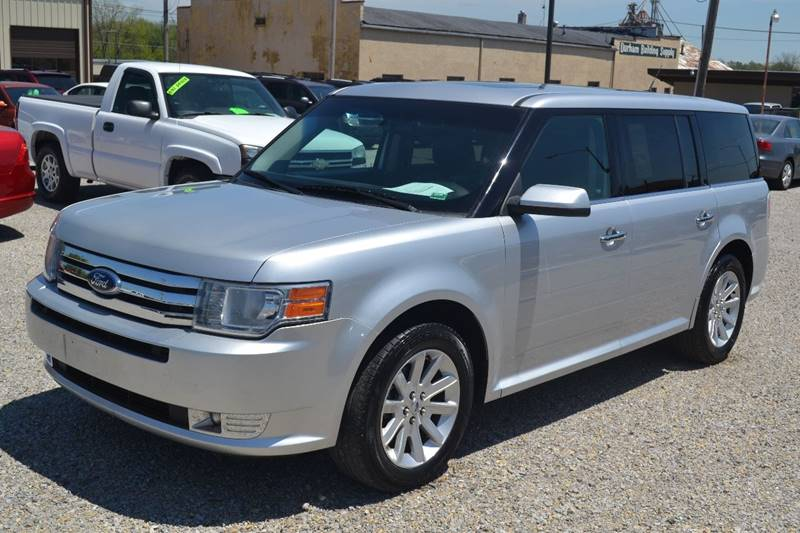 2010 ford flex sel in west plains mo - south 63 motors