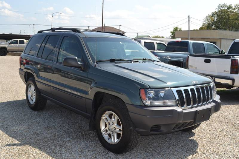 2003 Jeep Grand Cherokee For Sale At South 63 Motors In West Plains MO