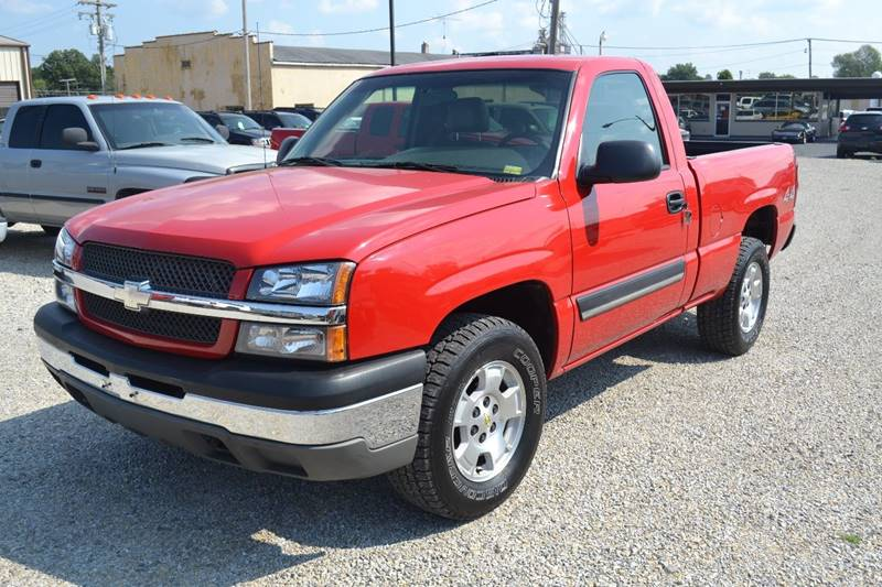2003 chevrolet silverado 1500 work truck in west plains mo. Black Bedroom Furniture Sets. Home Design Ideas