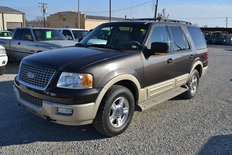 Ford Expedition Eddie Bauer In West Plains MO South Motors - 2005 expedition