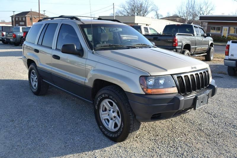 Wonderful 2001 Jeep Grand Cherokee For Sale At South 63 Motors In West Plains MO
