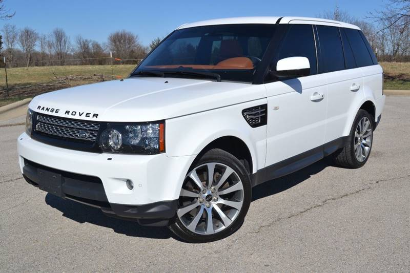 2013 land rover range rover sport hse lux in west plains mo south 63 motors. Black Bedroom Furniture Sets. Home Design Ideas