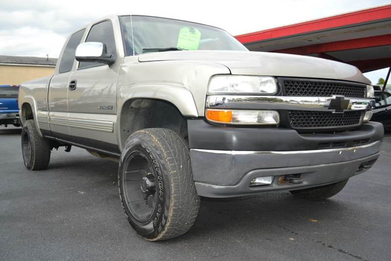 2002 chevrolet silverado 2500hd ls in west plains mo. Black Bedroom Furniture Sets. Home Design Ideas