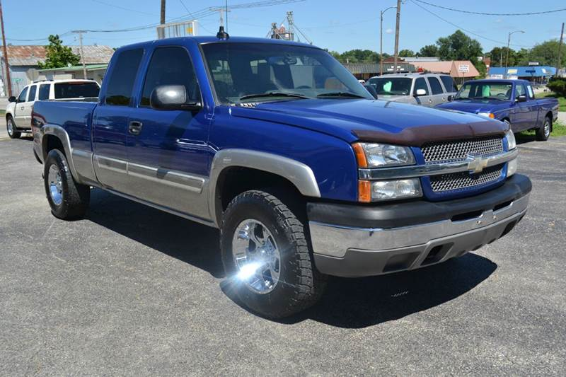 2003 chevrolet silverado 1500 in west plains mo south 63. Black Bedroom Furniture Sets. Home Design Ideas
