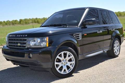 2008 Land Rover Range Rover Sport for sale in West Plains, MO